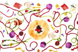 Carpaccio Di Carnevale - Chef Graziano Prest